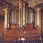 l'orgue de l'église de belvès