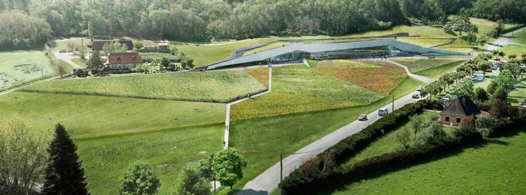 Lascaux Centre International de l'Art Pariétal