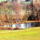 étang Les Gïtes du Breuilh