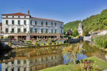 Hotel Restaurant Charbonnel ***
