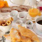 petit déjeuner la safranière