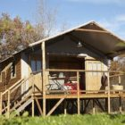 Lodge camping l'offrerie