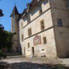 château l'évêque extérieur