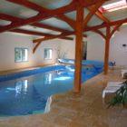 piscine intérieure la ferme de sirguet