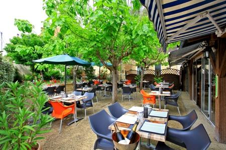 Restaurant Le Cygne - Menu Saint Velentin 2020