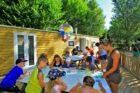 Club enfants du Camping La Châtaigneraie en Périgord