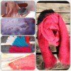 laine ferme des 4 vents Périgord