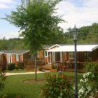 bungalows aux étangs du Bos