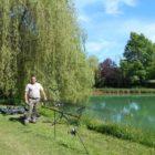 étang de Pêche aux étangs du Bos
