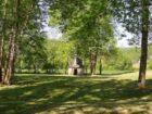 Parc du château de puyrobert