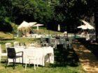 Réception estivale au château de puyrobert