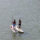 paddle canoës tocane Perigord
