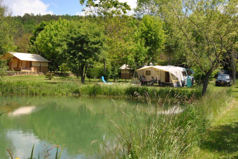 Camping La Castillonderie