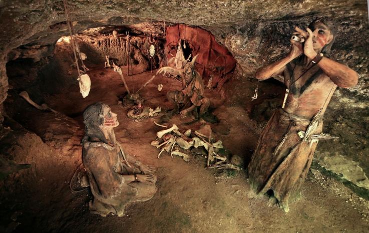 """Résultat de recherche d'images pour """"les grottes du roc de cazelle"""""""