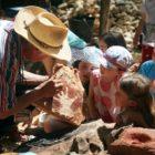 Atelier pédagogique des Grottes du roc de Cazelle