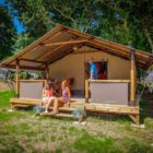 Lodge Camping le val de la Marquise