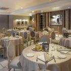 Auberge de la truffe : salle de restaurant