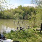 Moulin du Châtain étang de pêche