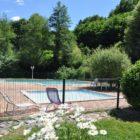 Moulin du Châtain piscine