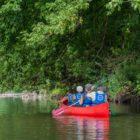 Canoëric : balade en canoë