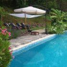 Locations Vacances Loisirs en Périgord : piscine