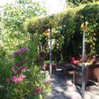 Locations Vacances Loisirs en Périgord : terrasse