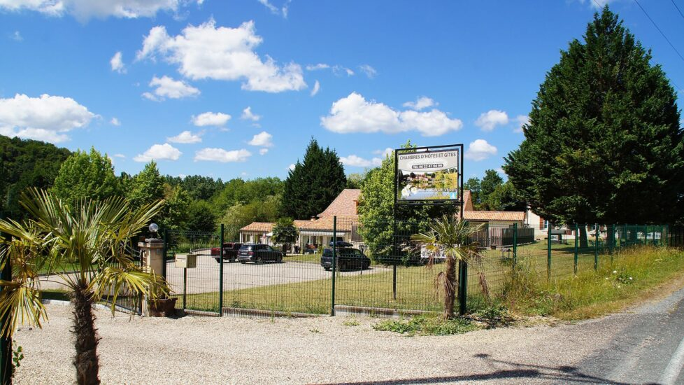 Le Domaine de l'Etang de Sandanet