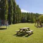 aire de jeux domaine de l'étang de Sandanet