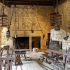 Chateau de Beynac: Kitchens