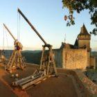 machines de guerre Château de Castelnaud
