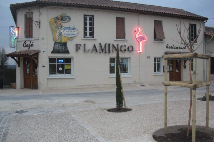 Flamingo Parcoul