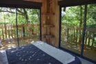 cabane de Gardelac chambre