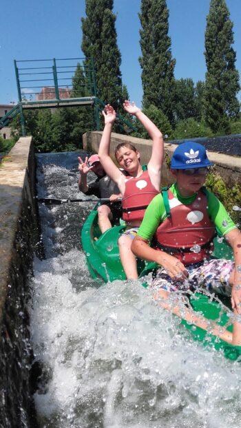 Canoa-kayak de Neuvic y St Astier