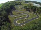 Garden Karting : circuit