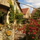 Maison Chaumont jardin
