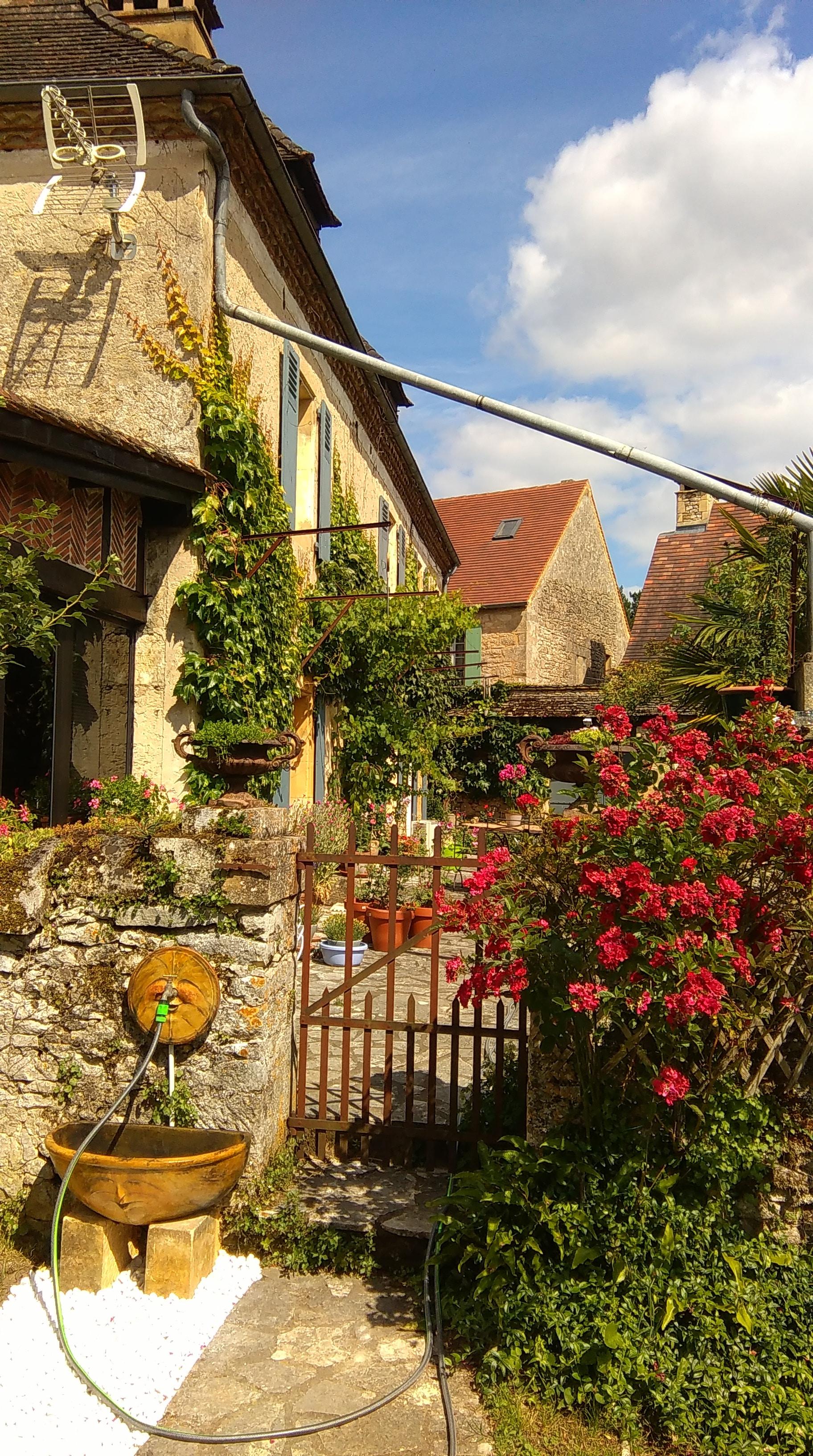 Ch¢teau des milandes Ch¢teau de Joséphine Baker Dordogne Périgord