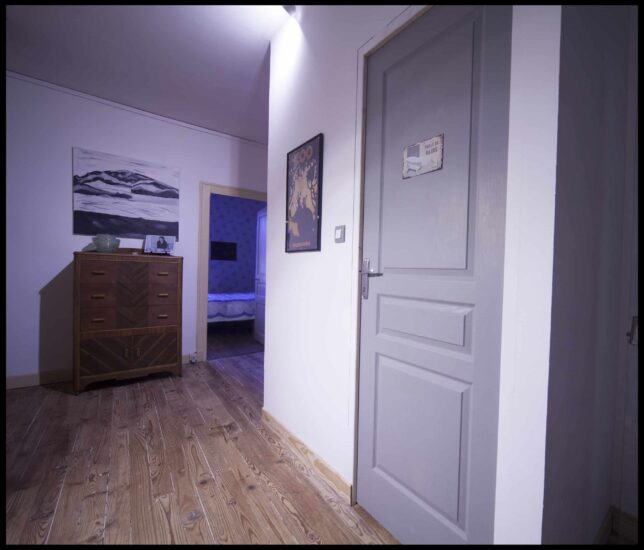 Chambres d'Hôtes Art déco