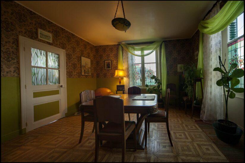 Kamers van gastheren art deco st saud lacoussiere dordogne