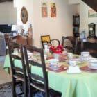 Le magnolia maison d'hôtes : petit déjeun