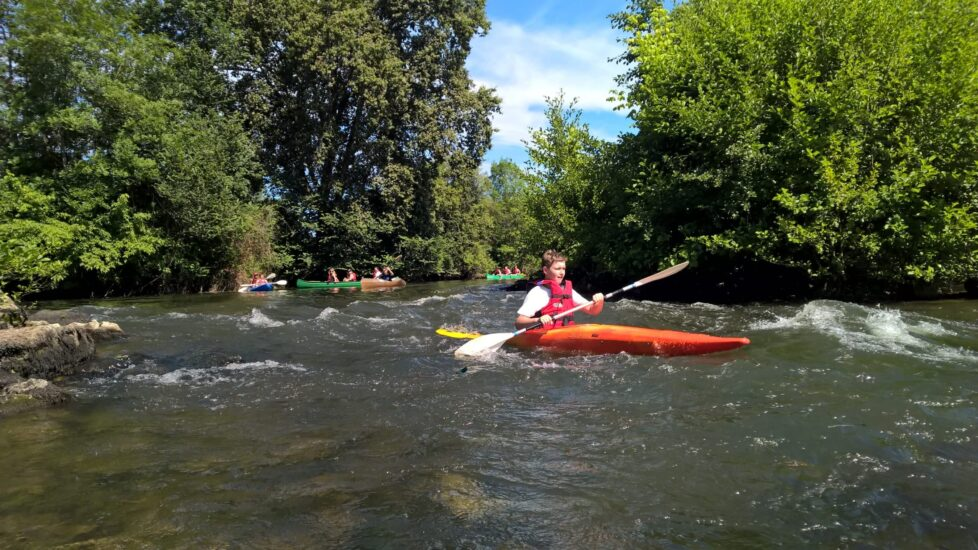 Canoe-Kayak of Neuvic and St Astier
