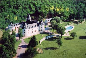 Château Hôtel La Fleunie