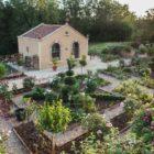 Pavillon du potager Les jardins de la Chartreuse du Colombier