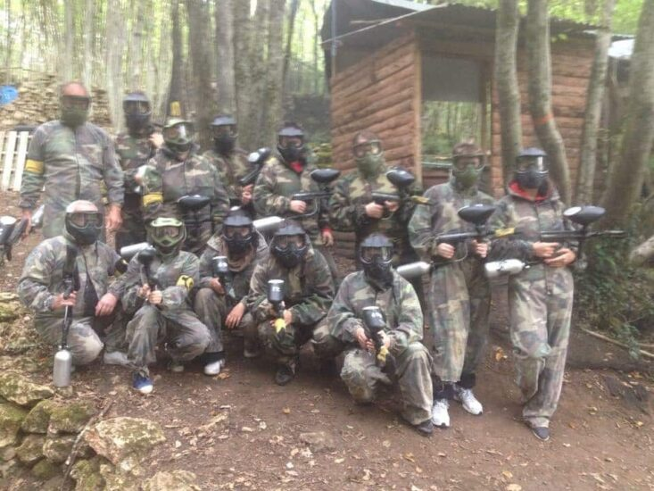 Périgord Paintball