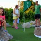 Cornille Aventure mini golf