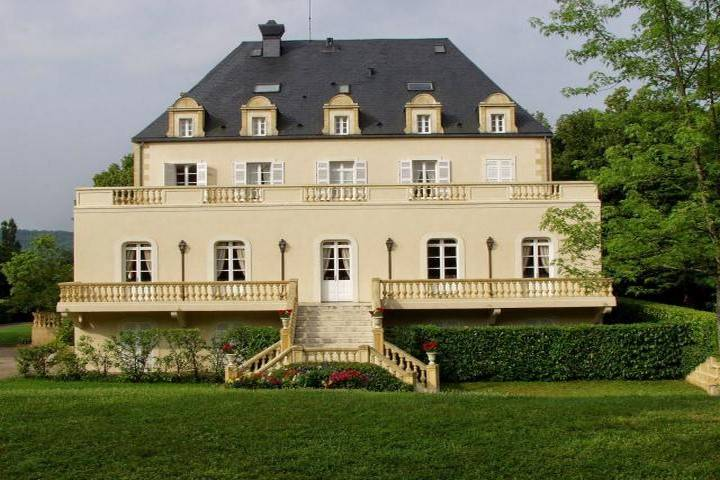 Chambres d'hôtes du château de Puy Robert