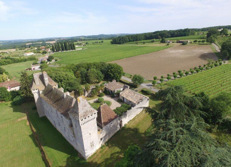 Gageac kasteel