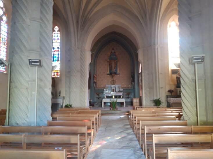 Eglise de Rouffignac