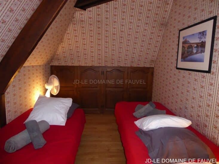 """Le Domaine De Fauvel -Le Manoir """"LA CHATELLENIE"""""""