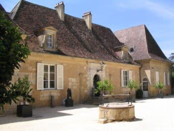 Hôtel Château les Merles et ses villas