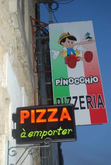 Pizzeria Pinocchio - Repas spécial Saint Valentin 2020 au Buisson de Cadouin